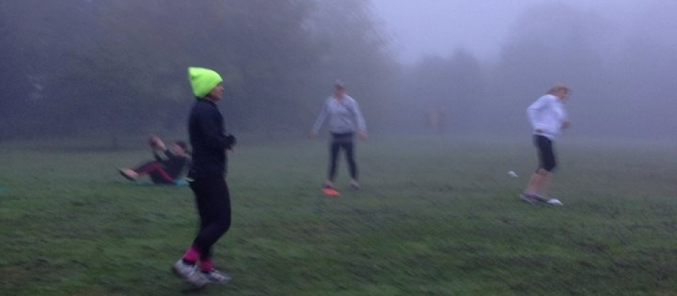 EARLY MORNING BOOTCAMPS
